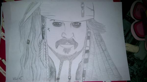 Johnny Depp par maite59